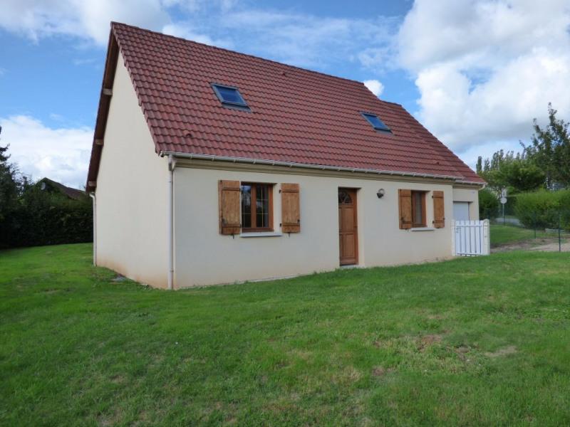 Pavillon Centre de Charleval - 111 m² env - 4 c