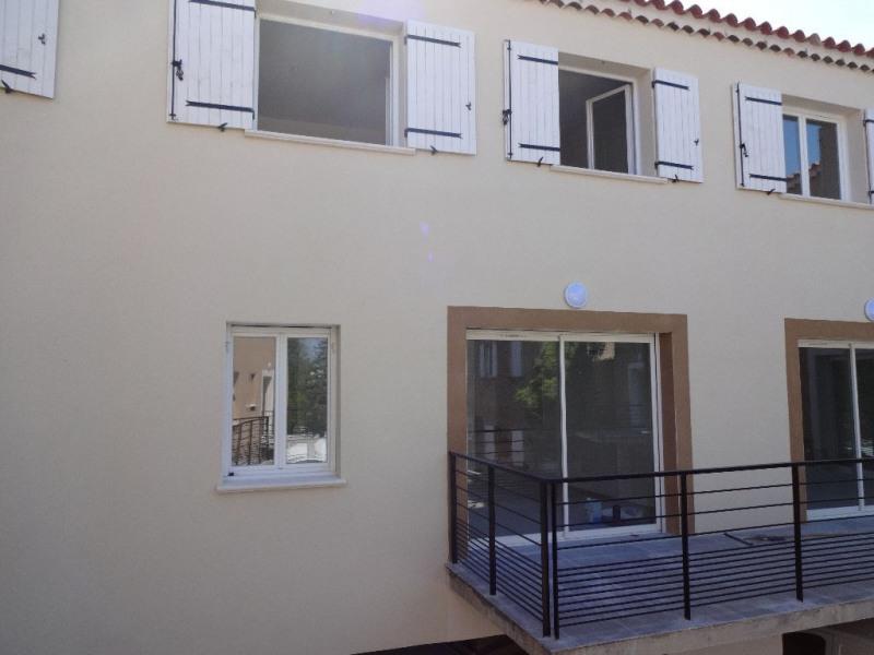 Rental apartment Althen des paluds 575€ CC - Picture 1