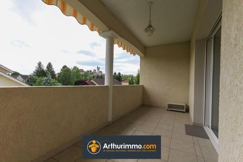 Vente appartement Morestel 158000€ - Photo 1