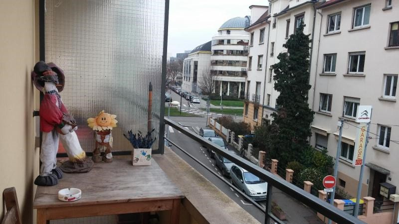 Produit d'investissement appartement Strasbourg 83250€ - Photo 1