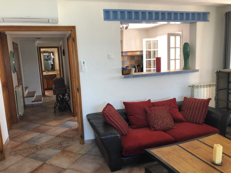 Vacation rental house / villa Les issambres 1 750€ - Picture 4