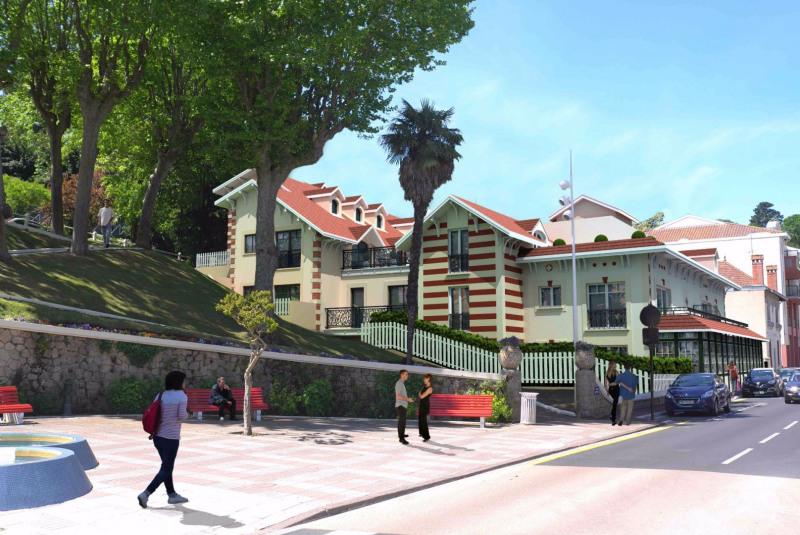 Vente appartement Arcachon 470000€ - Photo 1