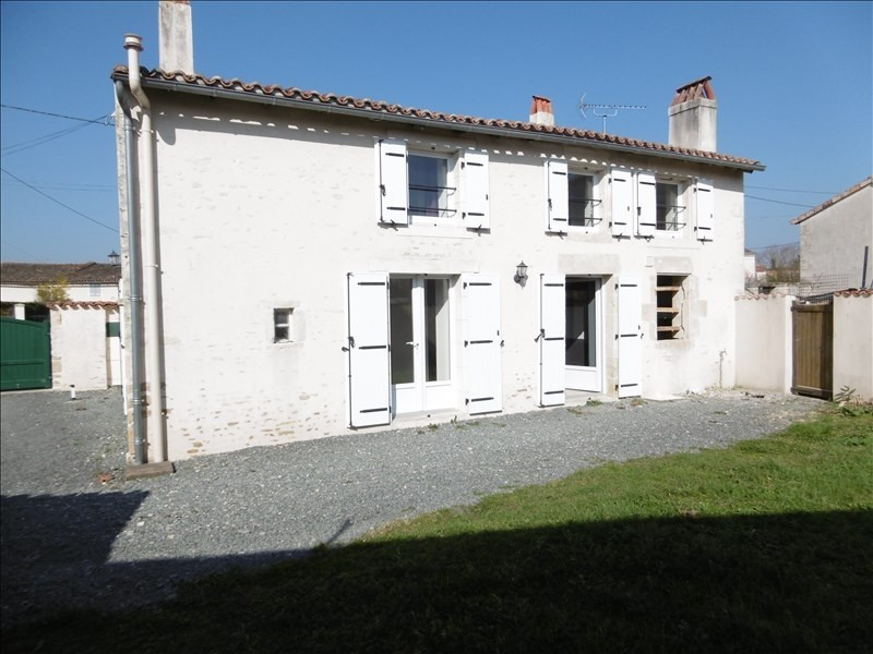 Vente maison / villa Frontenay rohan rohan 137800€ - Photo 5