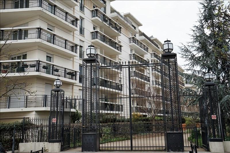 Verkoop  appartement Courbevoie 721000€ - Foto 1