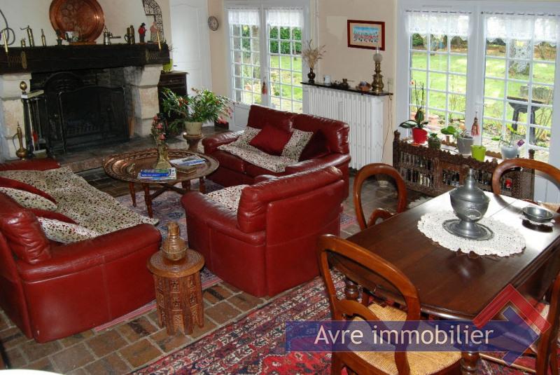 Sale house / villa Verneuil d'avre et d'iton 211000€ - Picture 3