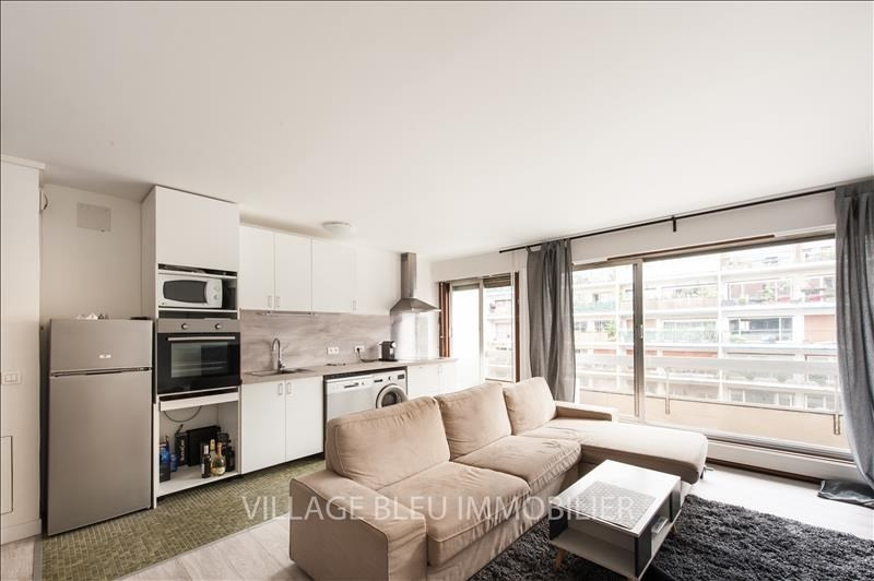 Sale apartment Paris 17ème 643 200€ - Picture 3