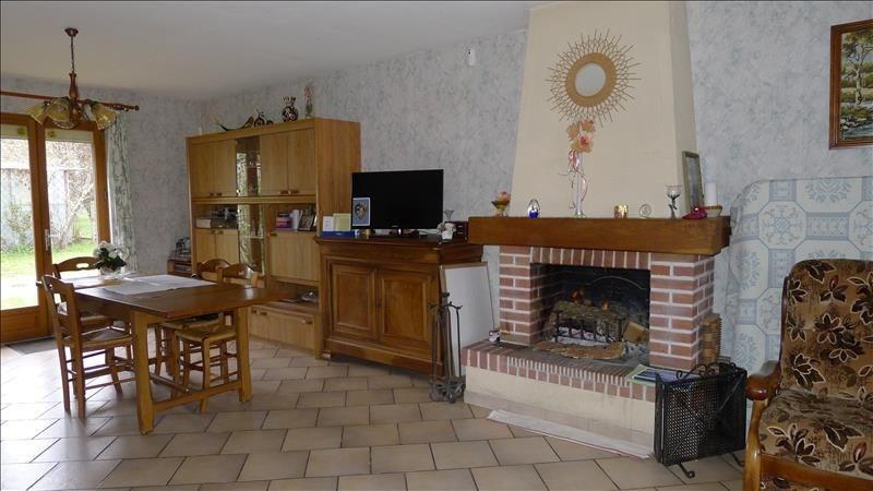 Revenda casa Sennely 159000€ - Fotografia 8