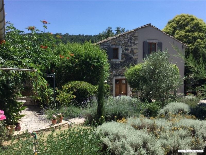 Deluxe sale house / villa Uzes 545000€ - Picture 7