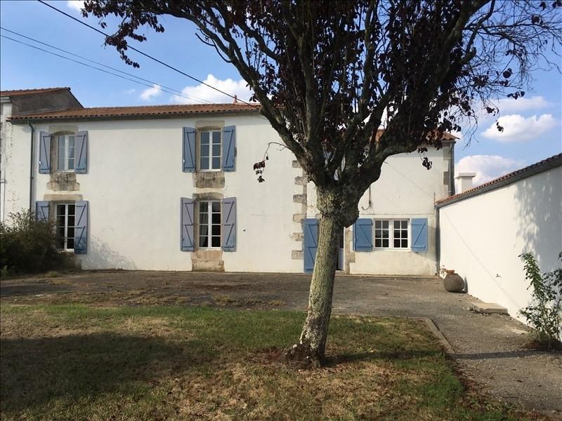 Vente maison / villa Champagne les marais 259750€ - Photo 2