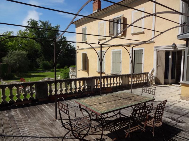 Vente de prestige maison / villa Entraigues sur la sorgue 1040000€ - Photo 5