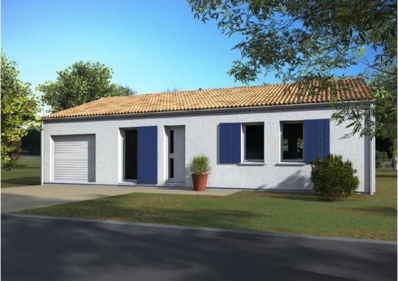 Maison  4 pièces + Terrain 439 m² Givrand par maisons PRIMEA