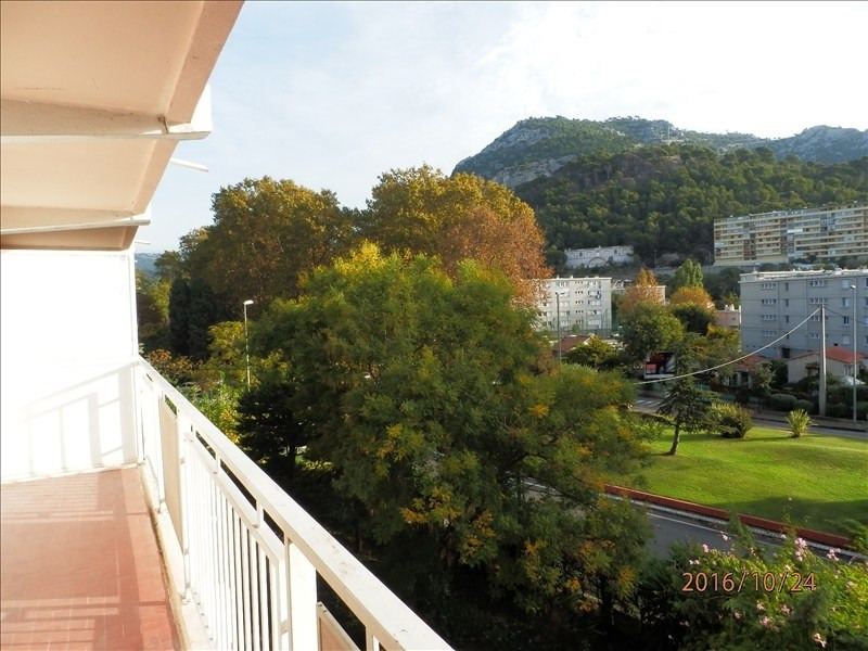 Vente appartement Toulon 126 260€ - Photo 1