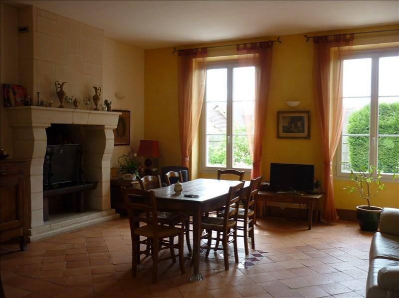 Vente de prestige maison / villa Le mele sur sarthe 528000€ - Photo 3