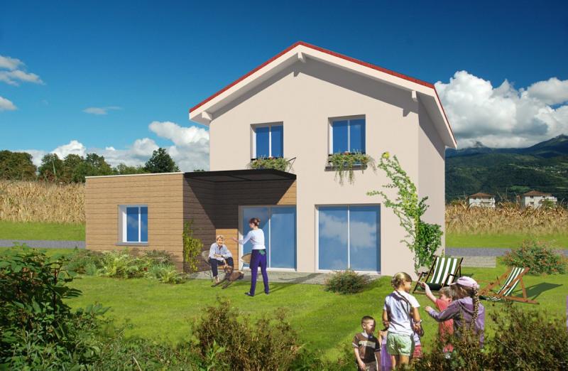 Maison  5 pièces + Terrain Montbonnot-Saint-Martin par LES BATISSEURS D'AUJOURD'HUI