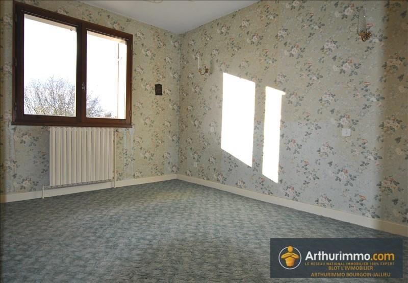 Vente maison / villa Bourgoin jallieu 215000€ - Photo 7