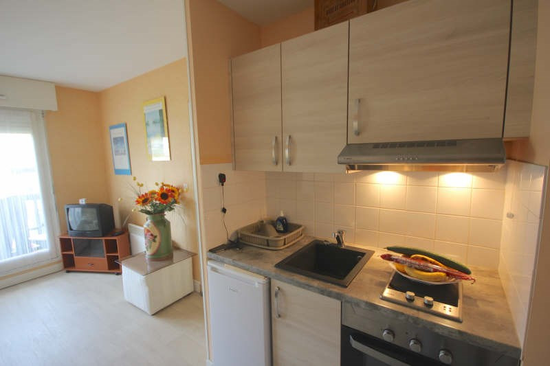 Vente appartement Villers sur mer 86 600€ - Photo 1