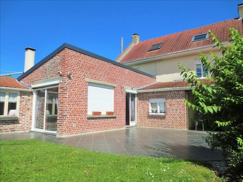 Sale house / villa Hinges 228000€ - Picture 1