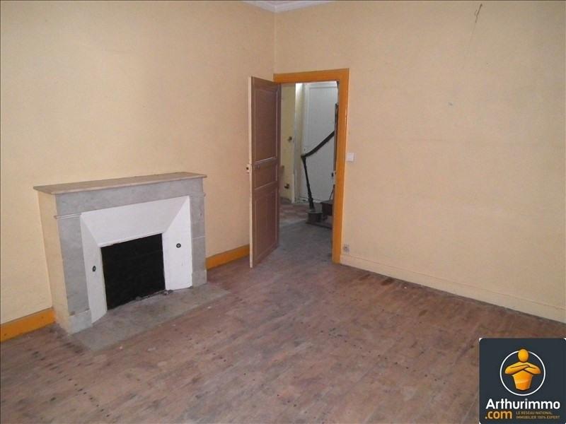 Sale house / villa Matha 81000€ - Picture 4
