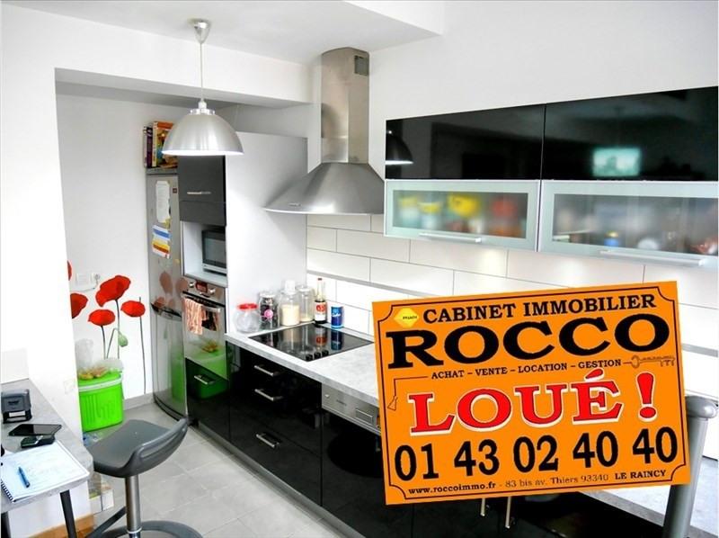 Rental apartment Le raincy 1150€ CC - Picture 1