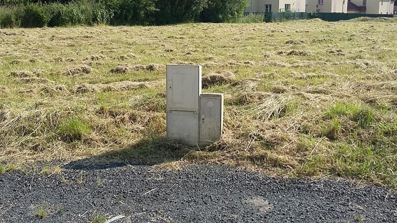 Terrain  de 616 m² Athis par Babeau-Seguin