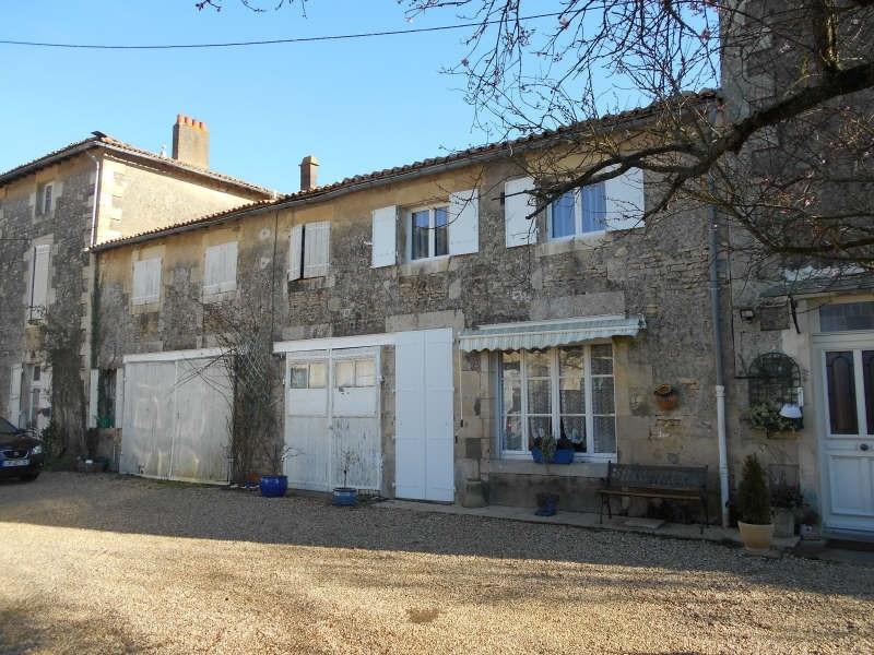Vente maison / villa Cherveux 148000€ - Photo 1