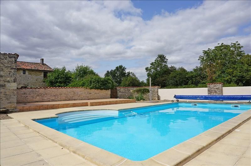 Vente maison / villa Sauzé-vaussais 279000€ - Photo 3