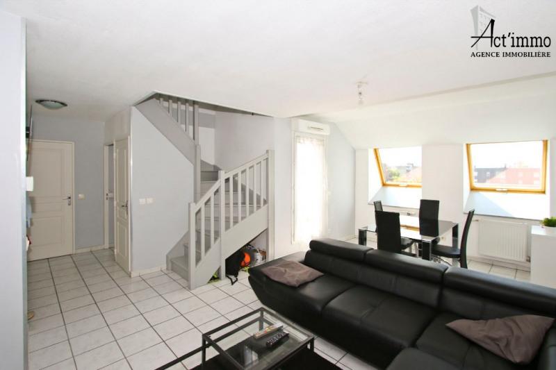 Appartement 3 pièces + c en duplex à SEYSSINET-PARISET