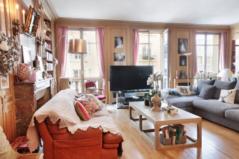 Immobile residenziali di prestigio appartamento Paris 16ème 2250000€ - Fotografia 3