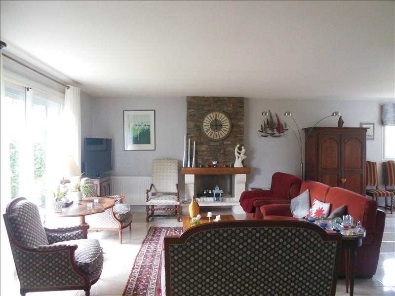 Sale house / villa Franqueville saint pierre 350000€ - Picture 1