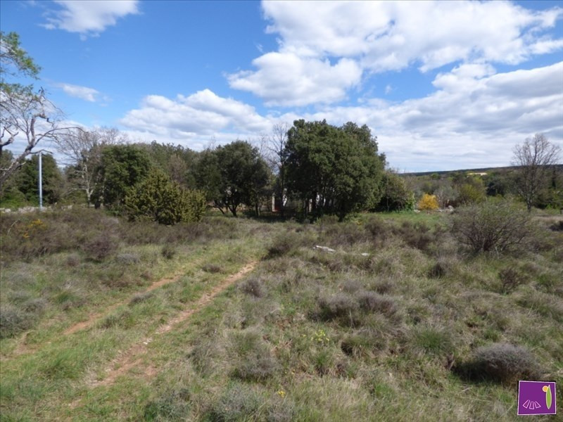 Vendita terreno Vallon pont d arc 65000€ - Fotografia 3