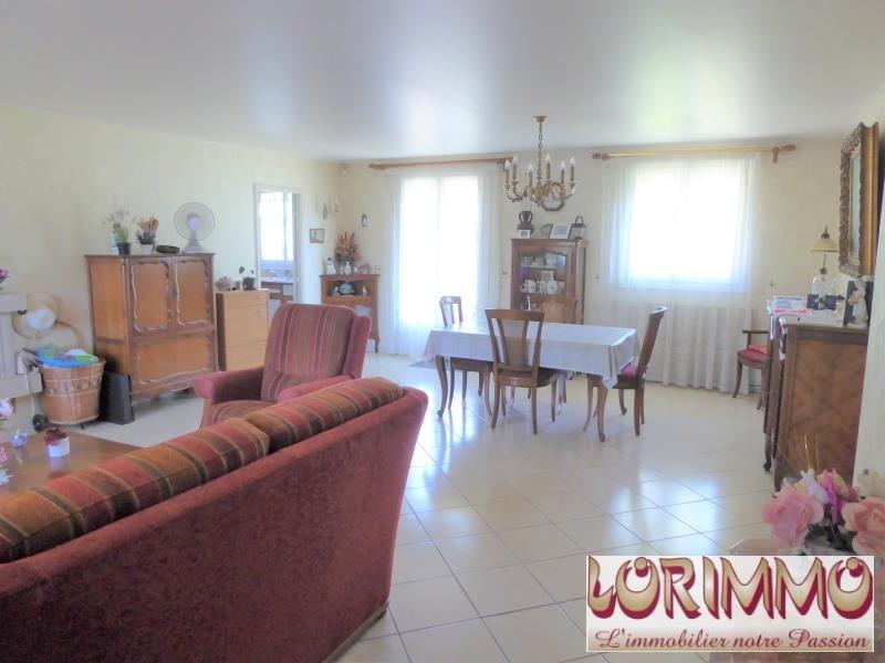 Vente maison / villa Mennecy 319000€ - Photo 3