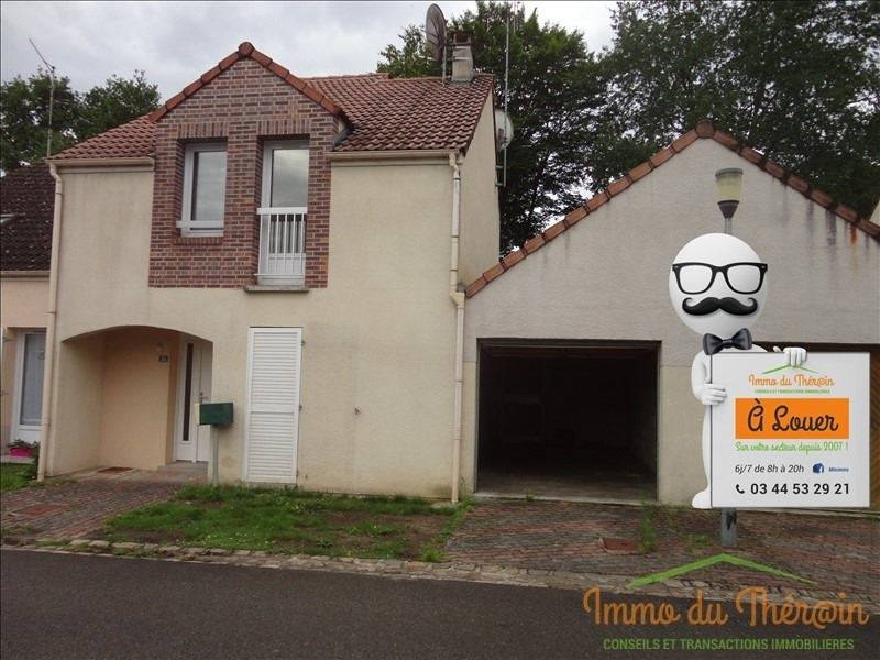 Location maison / villa Lacroix st ouen 850€ CC - Photo 1