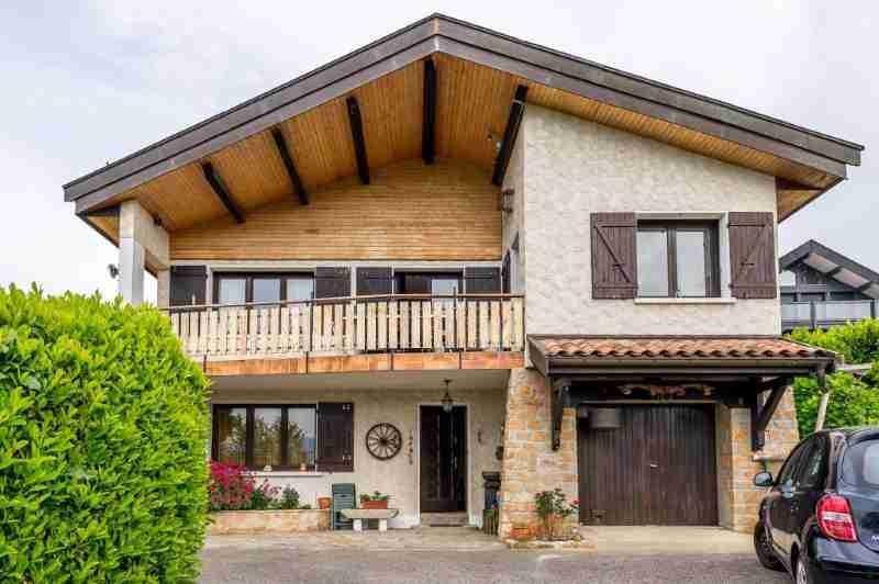 Vente de prestige maison / villa Poisy 575000€ - Photo 1