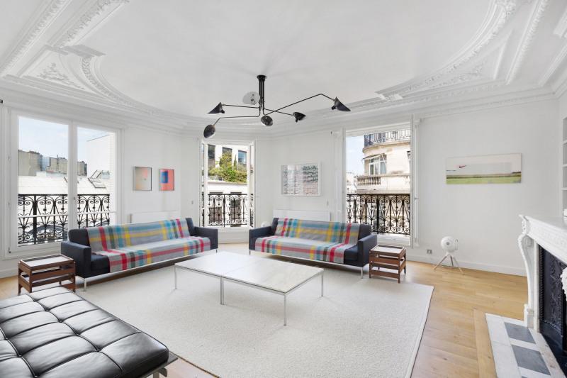 Vente de prestige appartement Paris 8ème 3690000€ - Photo 1