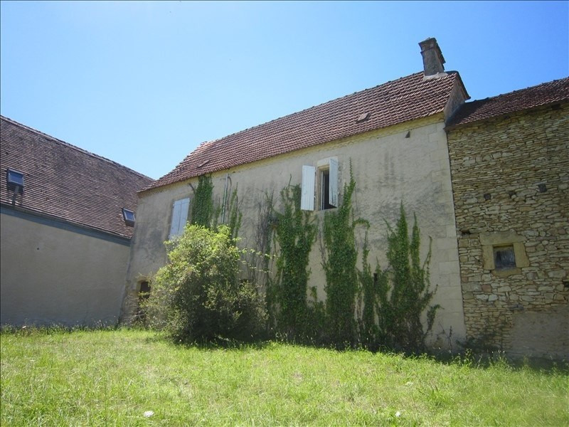Vente maison / villa Meyrals 169000€ - Photo 1
