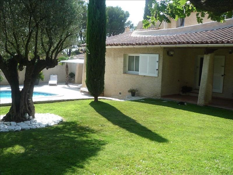 Immobile residenziali di prestigio casa Bouc bel air 699000€ - Fotografia 2