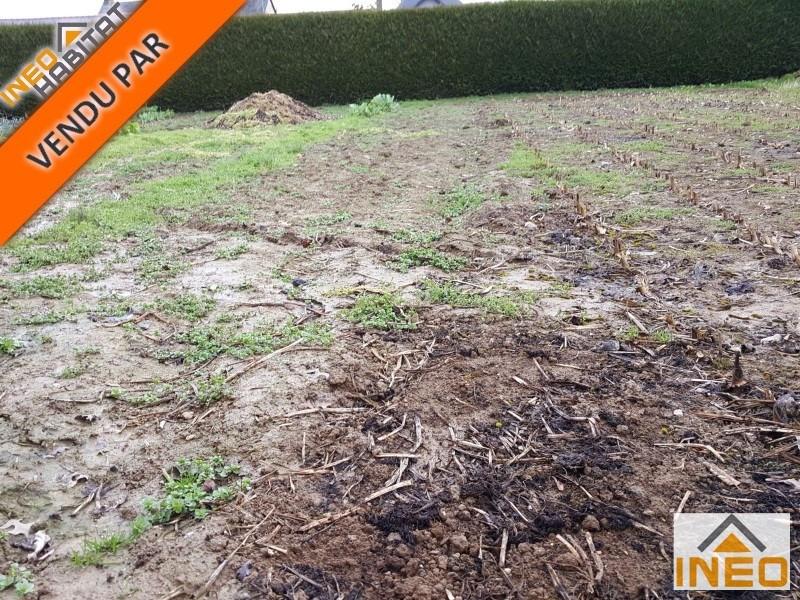 Vente terrain La meziere 117700€ - Photo 1