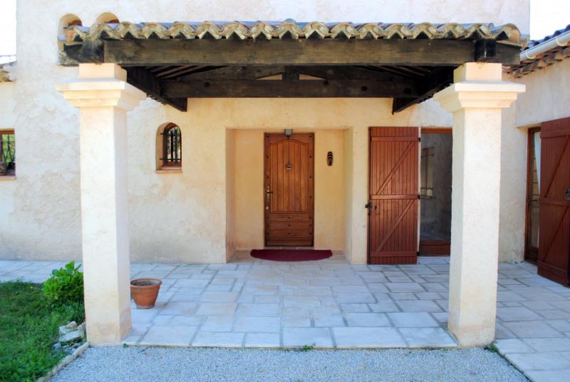 Vente maison / villa Canton de fayence 575000€ - Photo 14