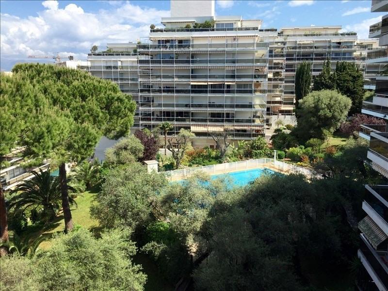 Sale apartment Juan les pins 249000€ - Picture 1