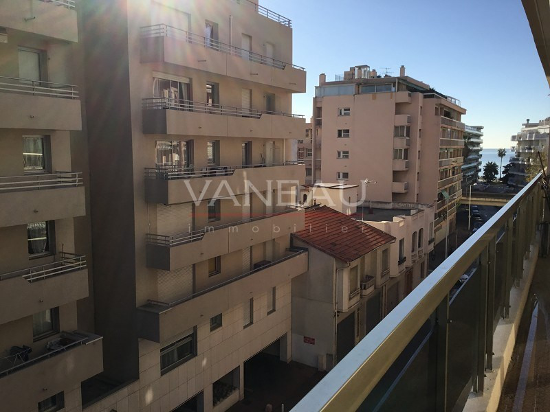 Vente de prestige appartement Juan-les-pins 269000€ - Photo 2