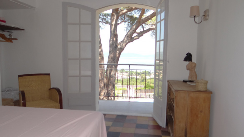 Vacation rental house / villa Cavalaire sur mer 3 500€ - Picture 23