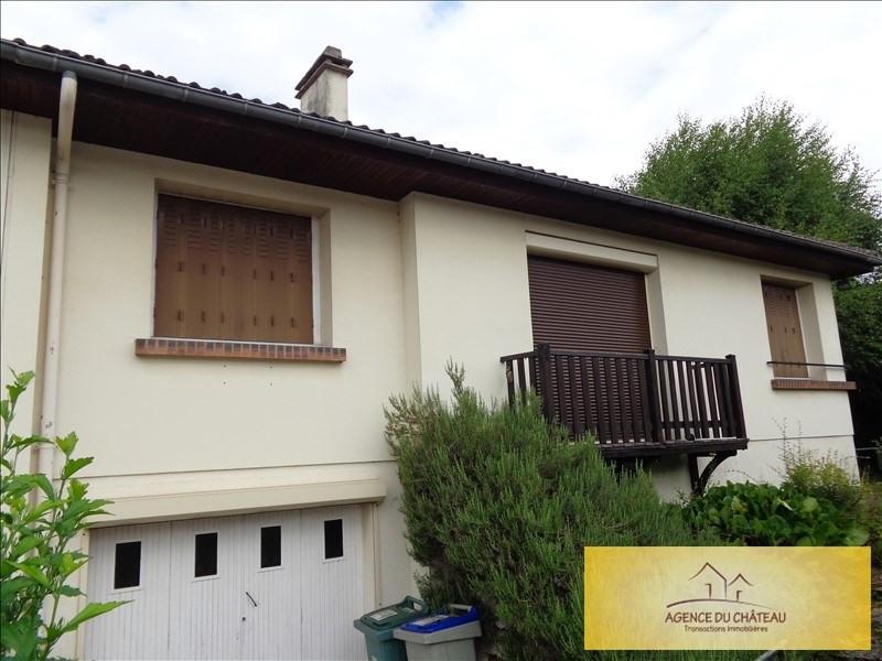 Vente maison / villa Rosny sur seine 185000€ - Photo 1