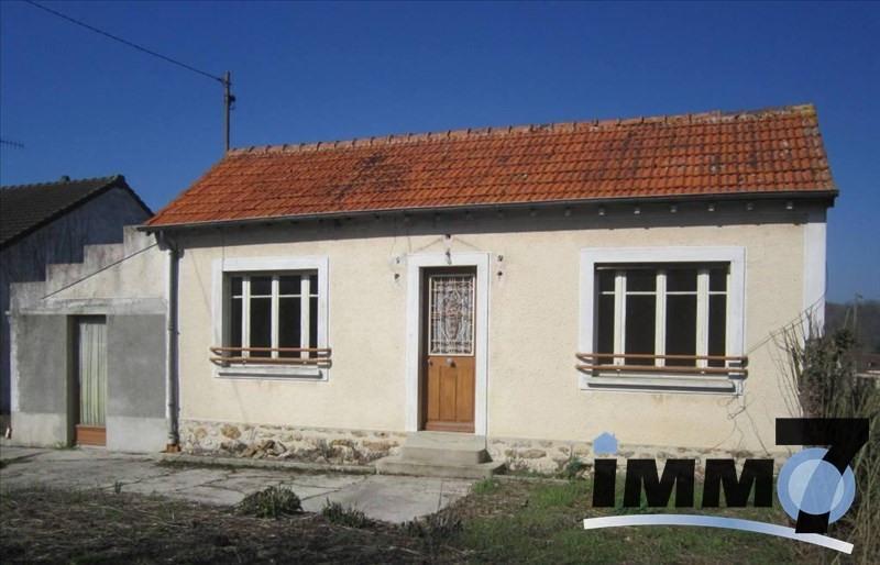 Venta  casa La ferte sous jouarre 95000€ - Fotografía 1