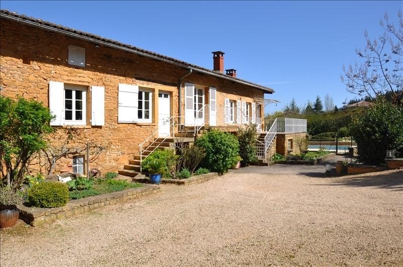 Vente de prestige maison / villa Villefranche sur saone 730000€ - Photo 3