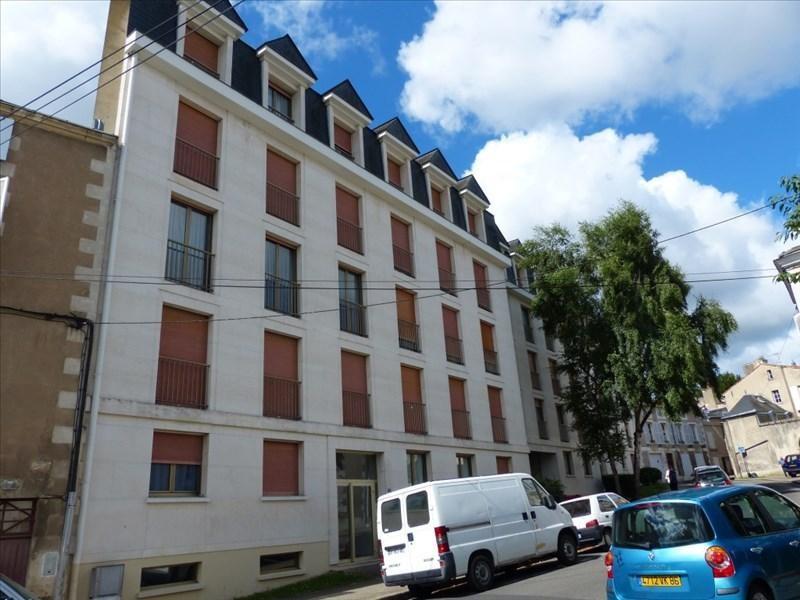 Vente appartement Poitiers 89000€ -  1