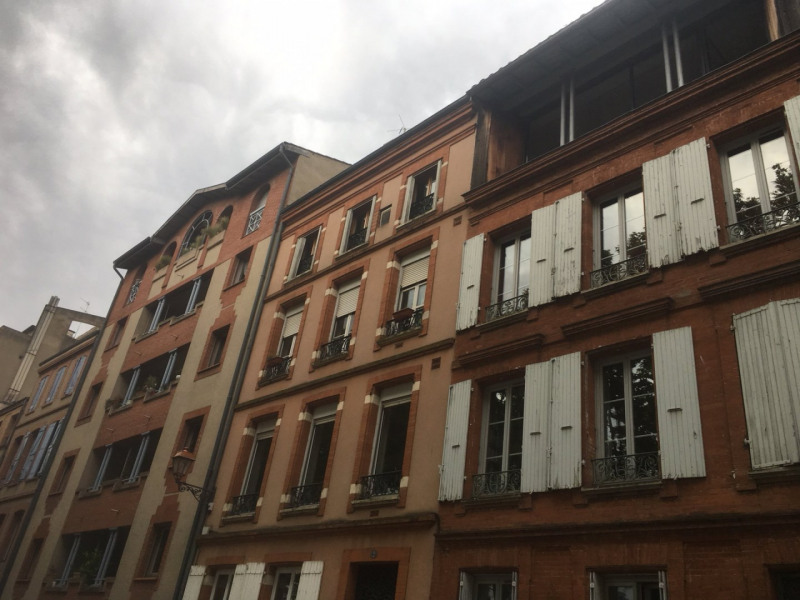 Sale apartment Toulouse 174 900€ - Picture 1