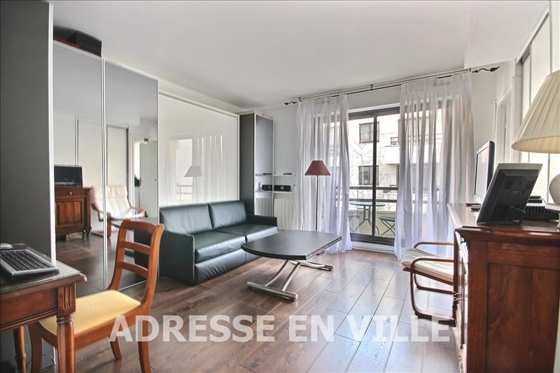 Location appartement Levallois perret 1 000€ CC - Photo 2