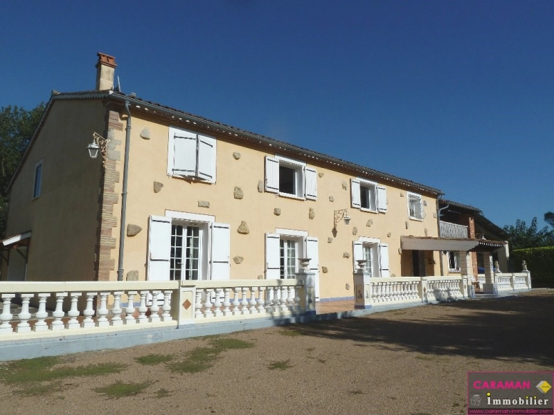 Deluxe sale house / villa Caraman  10 minutes 569 000€ - Picture 11