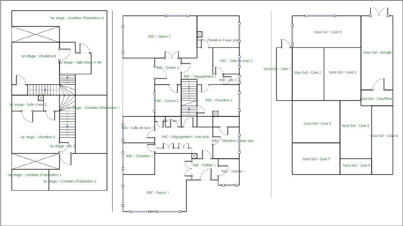 Deluxe sale house / villa Aubagne 630000€ - Picture 3