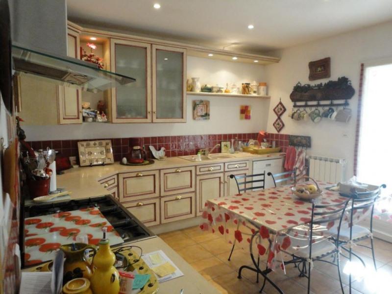 Vente maison / villa Althen des paluds 410000€ - Photo 5